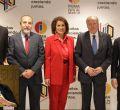 Los cinco alcaldes de la democracia, unidos contra el coronavirus