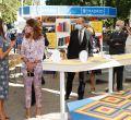 La Reina Letizia inaugura la 80ª edición de la Feria del Libro de Madrid
