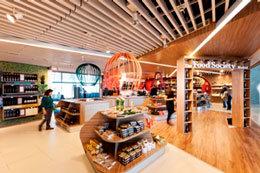 The Food Society, nuevo espacio delicatessen en el aeropuerto