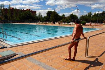 Las piscinas abrirán el 26 de mayo. (Foto: Miguel G. Rodríguez)