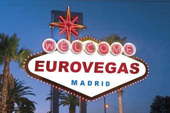 Madrid gana posiciones para acoger Eurovegas