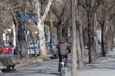 Pedalibre defiende el uso de la bici como medio de transporte