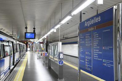 El Metro cierra hoy a partir de las 12 de la noche