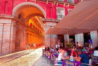 Disfrutar de Madrid desde las redes sociales