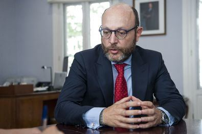 José Fernández, concejal presidente del Distrito de Salamanca.