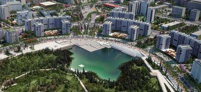 Aprobada la urbanización del Parque Central de Valdebebas