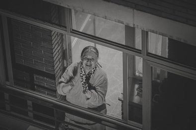 Instantáneas, desde tu balcón