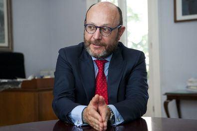 José Fernández, concejal presidente de la Junta de Centro
