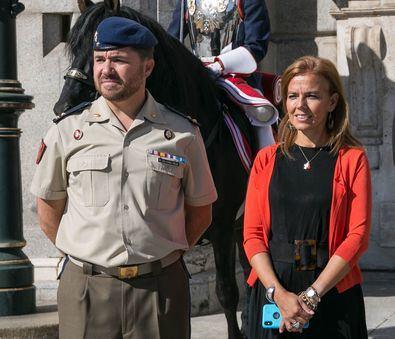 Imagen de archivo de la concejala Almudena Maíllo.
