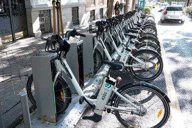 BiciMad volverá a prestar servicio el miércoles 22, con desinfección de las bicis diaria.