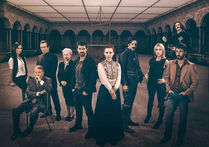 En esta cuarta temporada de la serie, recuperamos a todos los miembros de la patrulla. Y ese 'todos' incluye a Julián Martínez, es decir, Rodolfo Sancho.
