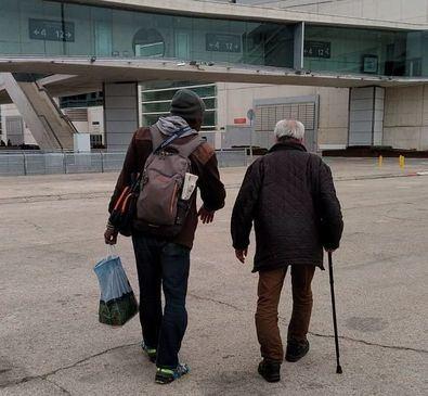 La Junta de Salamanca coordina la atención a mayores vulnerables.