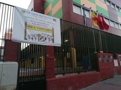 Las Ampas de 14 centros públicos de Hortaleza piden medidas en la desescalada.