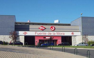 Las obras junto a Fuente de la Mora comenzarán en junio.
