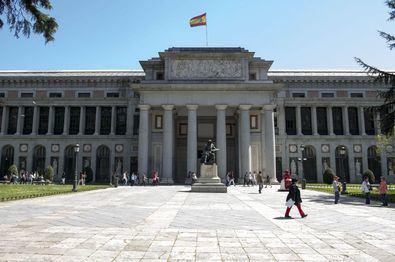 El sábado volveremos al Museo del Prado
