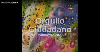 Manifiesto de un Orgullo Ciudadano reivindicativo