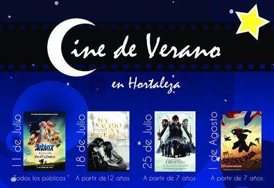 Los sábados, plan de cine en el Auditorio Pilar García Peña