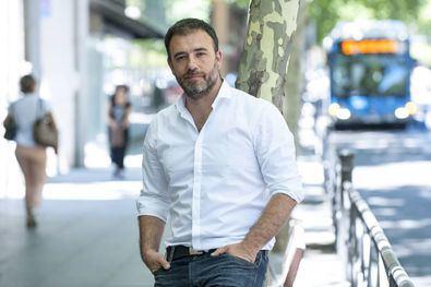 Nacho Murgui, concejal por Más Madrid en la Junta de Distrito de Retiro.