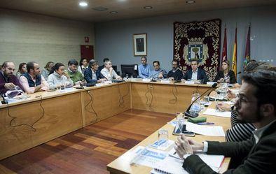 Imagen de archivo del pleno de la junta de Retiro.