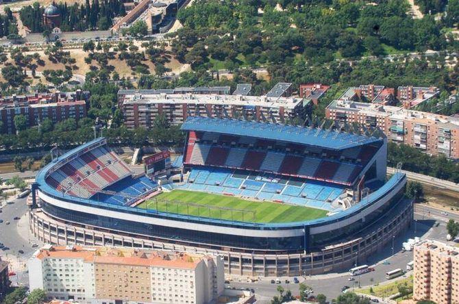 Más de medio siglo albergando los partidos del club colchonero y también competiciones del más alto nivel, como partidos del Mundial de España 1982 y grandes eventos musicales.