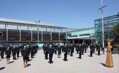 1.800 nuevos agentes de Policía Nacional juraron su cargo el pasado 30 de junio.