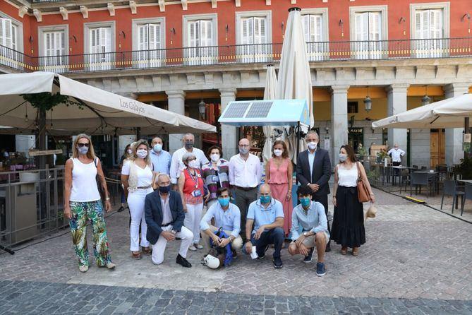 Las familias podrán descubrir los tesoros de la ciudad con 'La Familia Gato', que les propondrá tres rutas: el Madrid de los Austrias, el Madrid Real y el Madrid Verde.