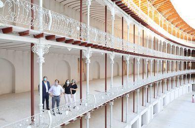 Obra del arquitecto Joaquín de Rucoba y Octavio de Toledo e inaugurado en 1894, Beti Jai es una mezcla de estilo ecléctico y neomudéjar, construido con técnicas y materiales innovadores para la época. Está catalogado como Bien de Interés Cultural y Monumento del Conjunto Histórico de la Villa de Madrid desde 2011.