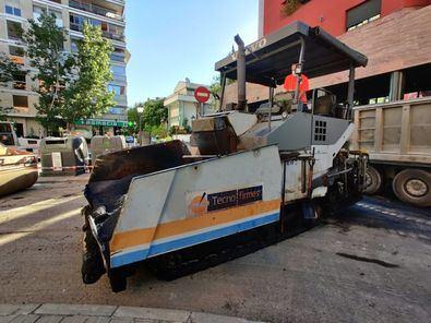 La Operación Asfalto se extiende a 138 calles más de las previstas.