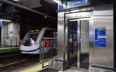La estación de Pueblo Nuevo será remodelada.