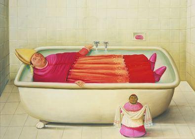 La particularidad de 'Botero. 60 años de pintura' radica en que el visitante podrá deleitarse con una selección realizada en colaboración con el Maestro, es decir, contemplará su obra a través de la propia mirada del artista.