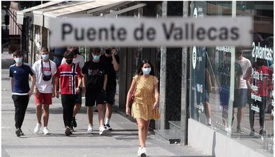 Las restricciones que se aplicaron en los distritos del sureste se extenderán a todo Madrid
