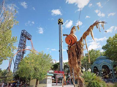 Llega el Parque de Atracciones más terrorífico