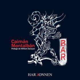Se reedita 'Bar' de Caimán Montalbán, la novela de culto sobre bares de Madrid del último escritor de La Movida