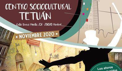 Cine, danza y literatura, en noviembre, en Tetuán