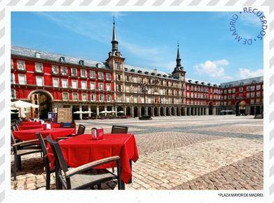 Con esta acción promocional, ambas administraciones pretenden reforzar la imagen del destino Madrid y favorecer la dinamización de su sector turístico.