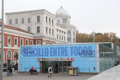 El objetivo de esta campaña de comunicación es hacer de Madrid una ciudad comprometida con la reducción y reciclaje de sus residuos entre todos los ciudadanos.