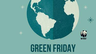 Frente al consumo desenfrenado impulsado por las ofertas del 'Black Friday', nace el 'Green Friday', un contrapunto a esta iniciativa que, aunque tiene un innegable componente de marketing, aboga por ejercer un consumo meditado y responsable.