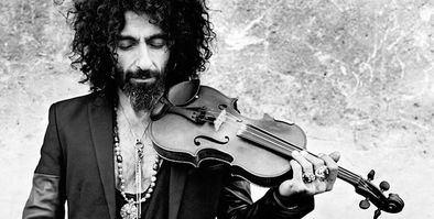 Malikian y su violín sanador