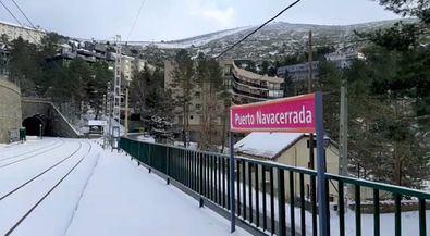 Abren las pistas de Navacerrada y Valdesquí