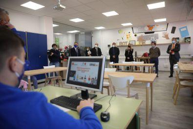 Aprender fabricación digital, en el Tomás y Valiente