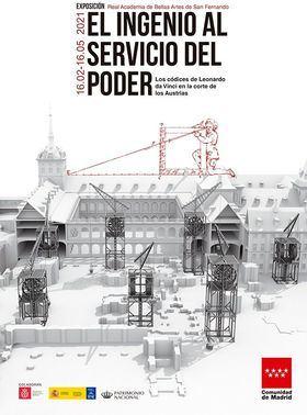 La muestra está organizada en colaboración con la Real Academia de Bellas Artes, Patrimonio Nacional y la Biblioteca Nacional de España.