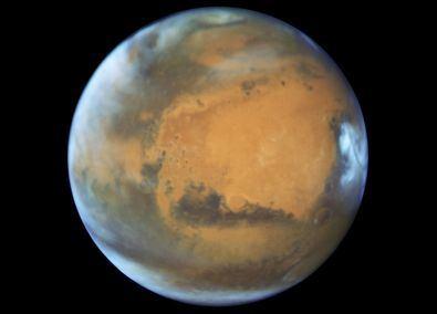 15.000 escolares, 'Rumbo a Marte'