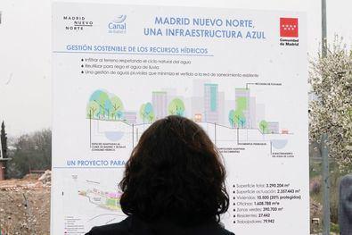 Para garantizar el suministro de agua, se va a actuar en seis infraestructuras estratégicas de la empresa pública madrileña. Se trata del Canal del Atazar, el Canal Alto, el Canal de Santillana, el depósito del Olivar, el depósito de Valdelatas y la elevadora de Plaza de Castilla. En total se desplazarán cerca de 12 kilómetros de conducciones, con una inversión de 80 millones de euros, financiada por DCN.