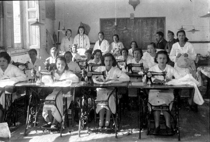 'Mujeres en guerra', una muestra virtual sobre el punto de vista femenino de la Guerra Civil
