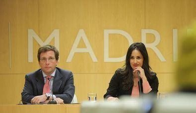 No hay 'divorcio' en el Ayuntamiento de Madrid