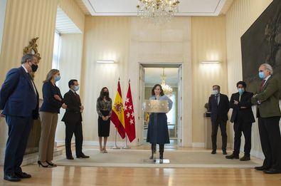 El TSJM avala las elecciones en Madrid el 4M