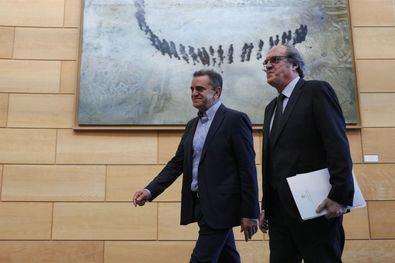 Franco deja la Delegación del Gobierno