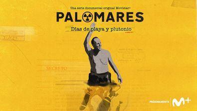 'Palomares', una producción original Movistar+ en colaboración con `93 Metros', constará de cuatro episodios y se estrenará el próximo 22 de abril.