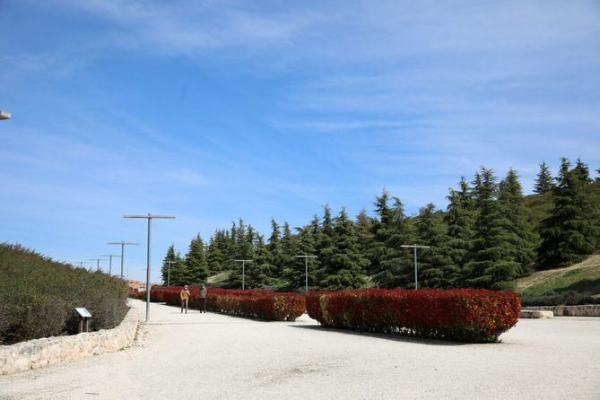 Finalizados los trabajos de ampliación de la quinta fase del parque tras la inversión de más de cuatro millones de euros.
