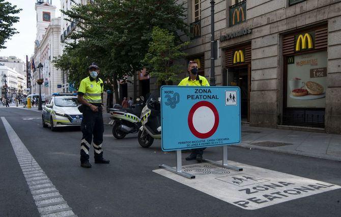 La Comunidad de Madrid ha presentado el dispositivo de seguridad y coordinación entre administraciones que ha preparado para la jornada electoral del 4 de mayo.